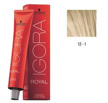 12-1 Special Blonde Cendre HighLift 60g - Igora Royal by Schwarzkopf