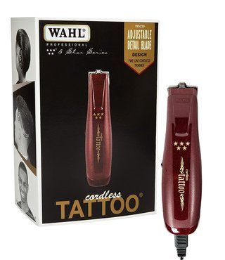WAHL CORDLESS TATTOO TRIMMER