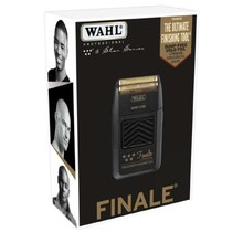 Wahl 5 Star Finale Shaver with 1919 Aftershave Moisturizer