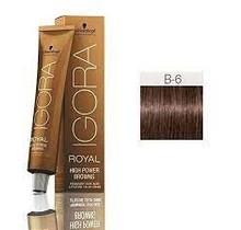 Schwarzkopf Igora Royal High Power Browns Color B.6 60g