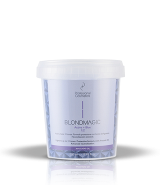 BlondMagic Active + Blue Bleaching Powder 500g