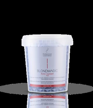 BlondMagic Blue Bleaching Powder 500g