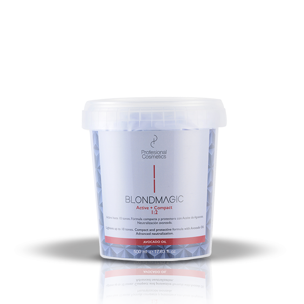 BlondMagic Blue Bleaching Powder 500g