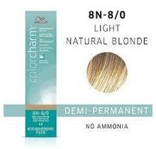 Wella Color Charm Demi-Permanent Haircolor Cremefuse