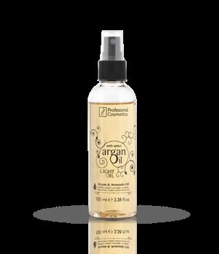 Profesional Cosmetics Light Argan Oil 100ml