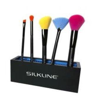 Silkline Make-UP Brush Holder(BRUSHES NOT INCLUDED)