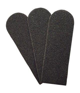 Silkline Self-Adhesive Filing Pads 50pk 120 Medium Grit