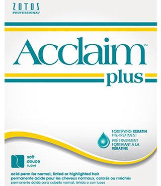Zotos Acclaim Plus Soft Acid Perm (White/Green)