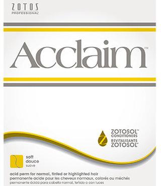 Zotos Acclaim Regular Acid Perm Soft (White/Grey)