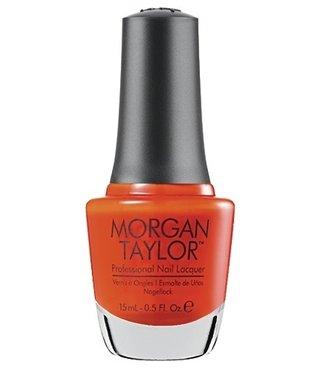 Morgan Taylor Nail Polish Orange You Glad 15ml