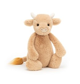 Jellycat Bashful Cow Md