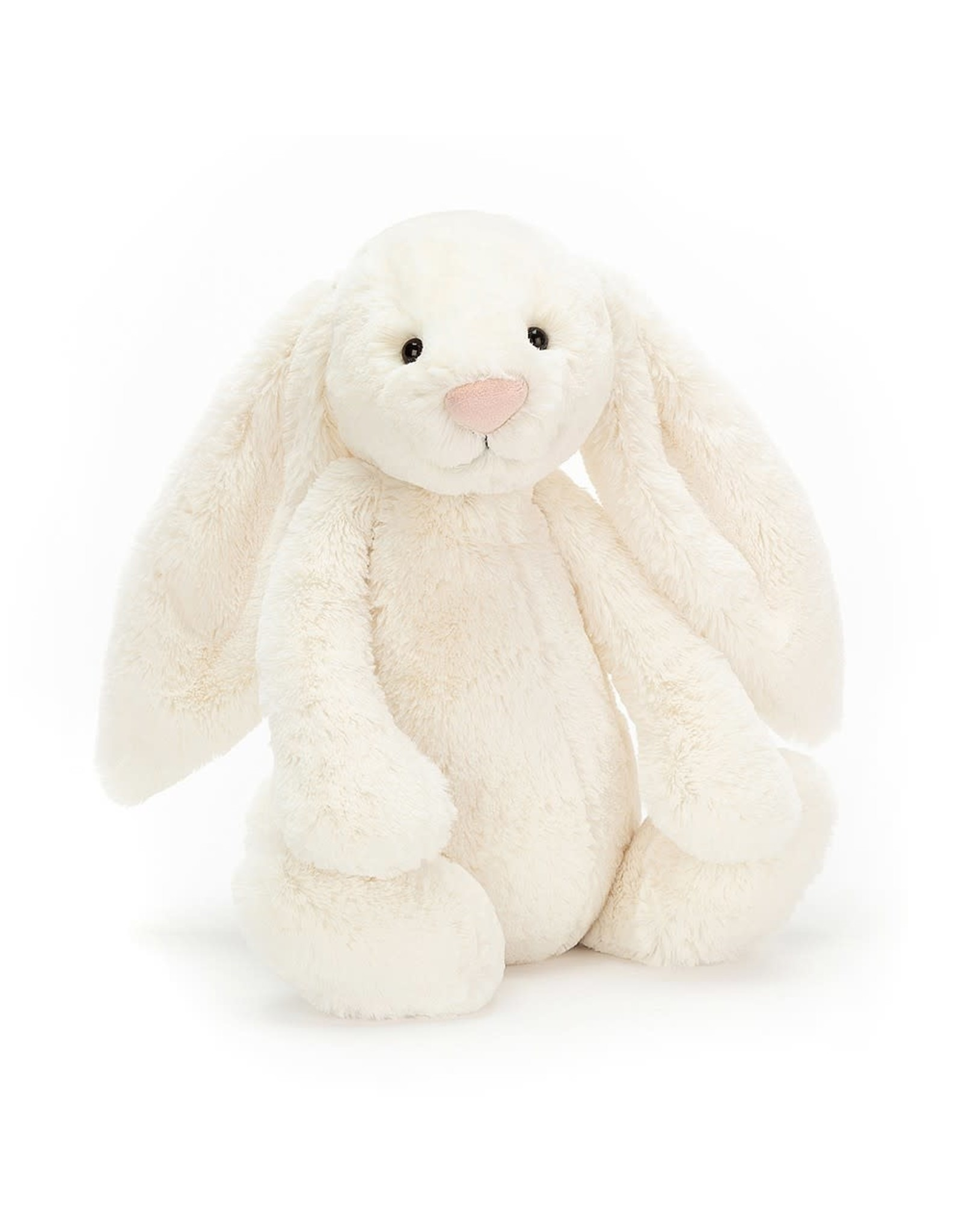 Jellycat Bashful Cream Bunny Lg