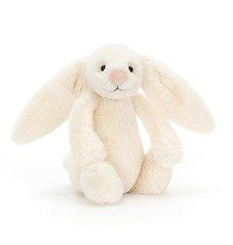 Jellycat Bashful Creme Bunny Sm
