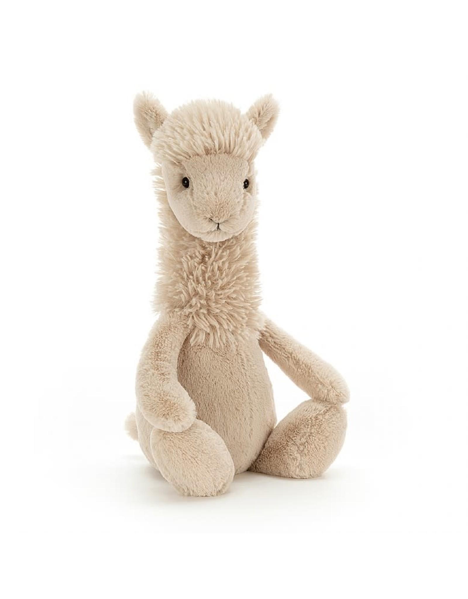 Jellycat Bashful Llama Md
