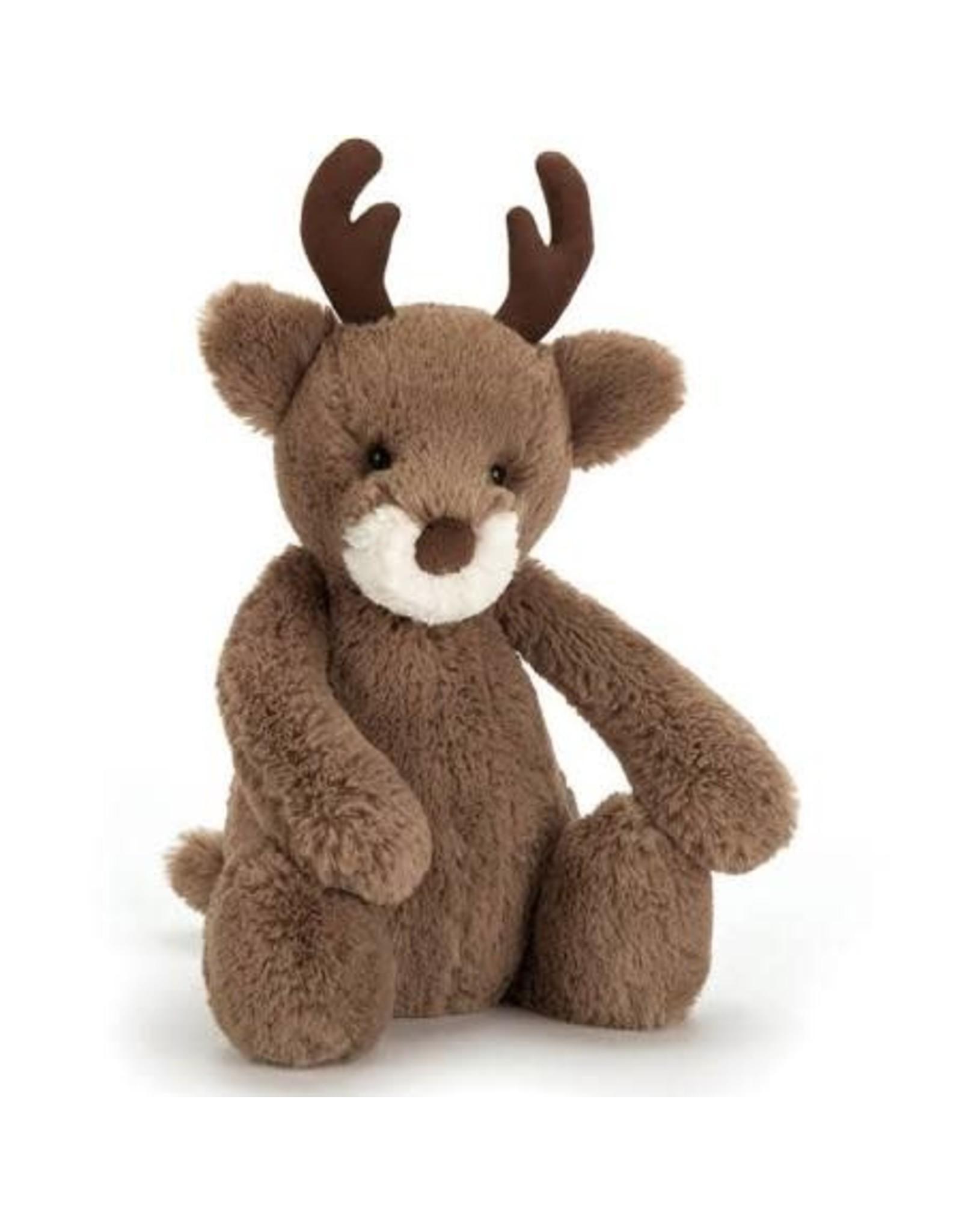 Jellycat Bashful Reindeer Md
