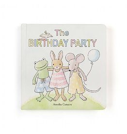 Jellycat Birthday Party Bk