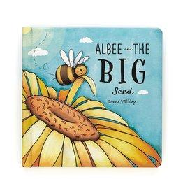 Jellycat Albee & The Big Seed Bk