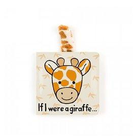Jellycat If I Were A Giraffe Bk