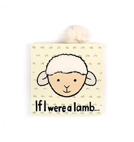 Jellycat If I Were A Lamb Bk