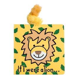 Jellycat If I Were A Lion Bk