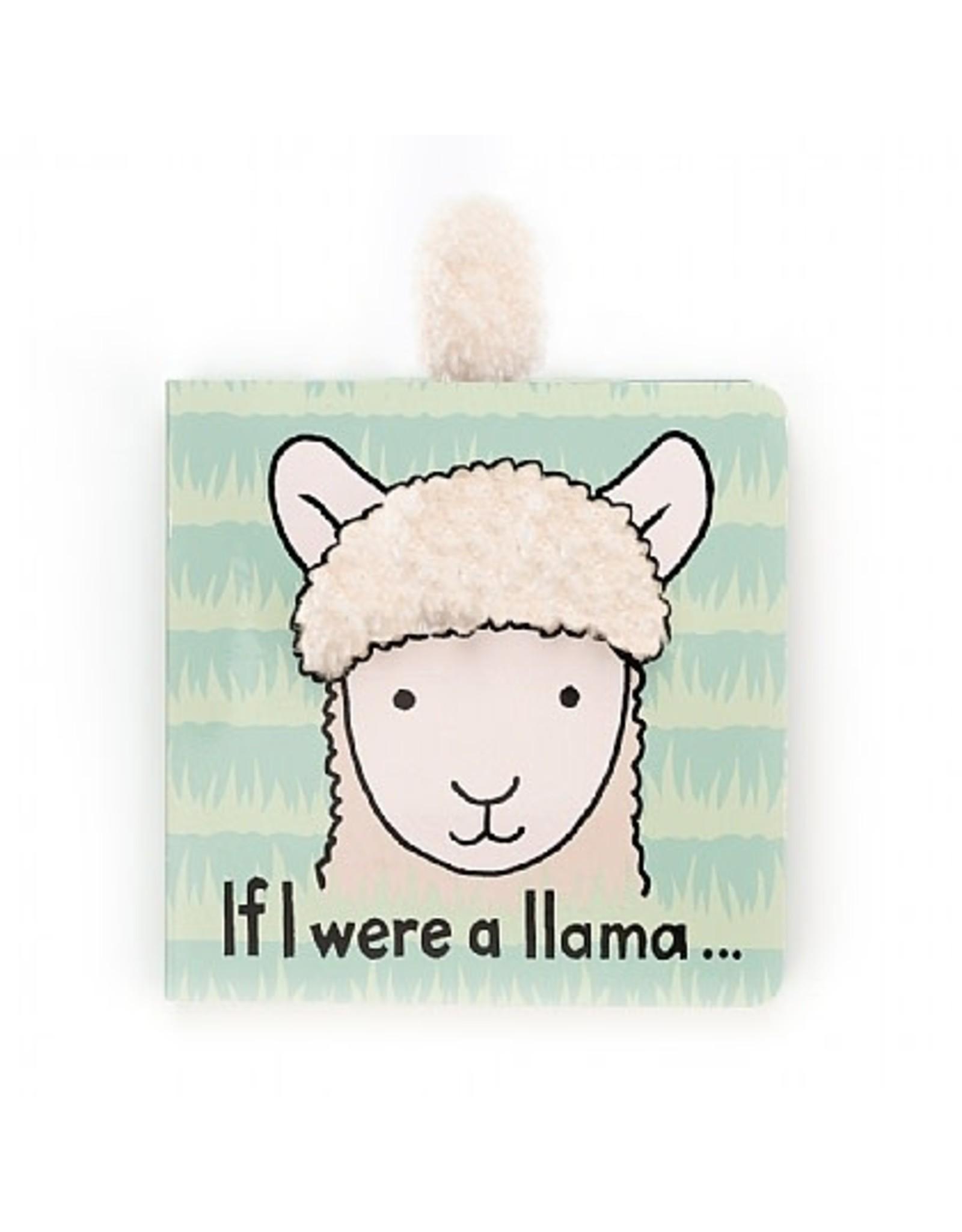 Jellycat If I Were A Llama Bk
