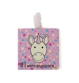 Jellycat If I Were A Unicorn Bk