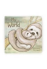 Jellycat My World Bk