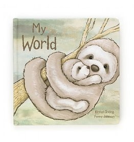 Jellycat My World Bk