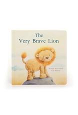 Jellycat Very Brave Lion Bk