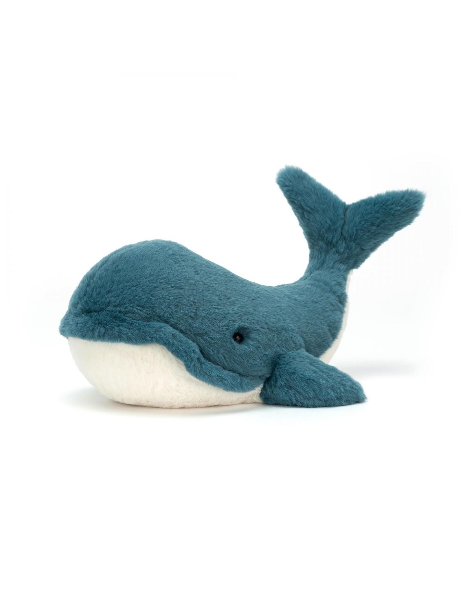 Jellycat Wally Whale Sm