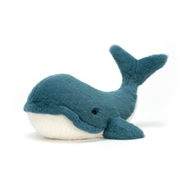 Jellycat Wally Whale Sm