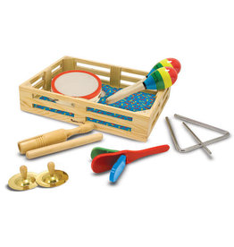 Melissa & Doug Melissa & Doug - Band-in-a-Box Clap Clang Tap