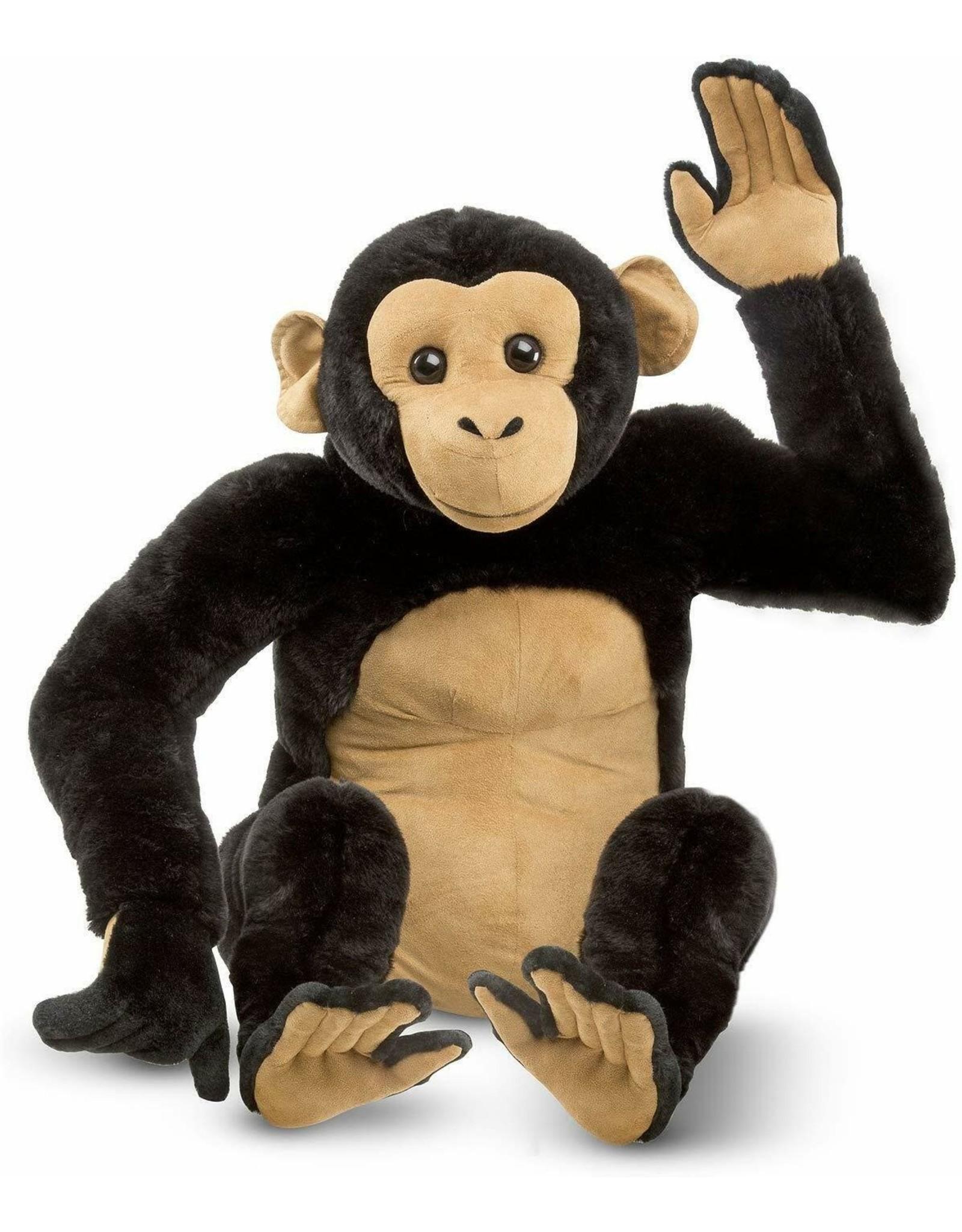 Melissa & Doug Chimpanzee Plush