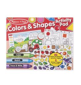 Melissa & Doug Melissa & Doug - Color & Shapes Activity Pad
