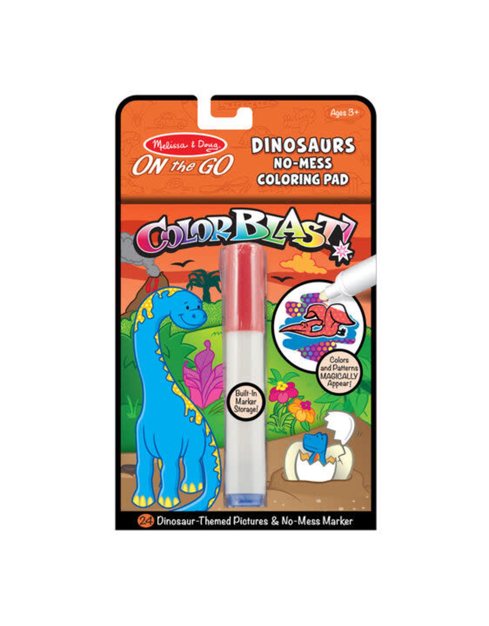 Melissa & Doug Melissa &Doug -  Colorblast:  Dinosaur