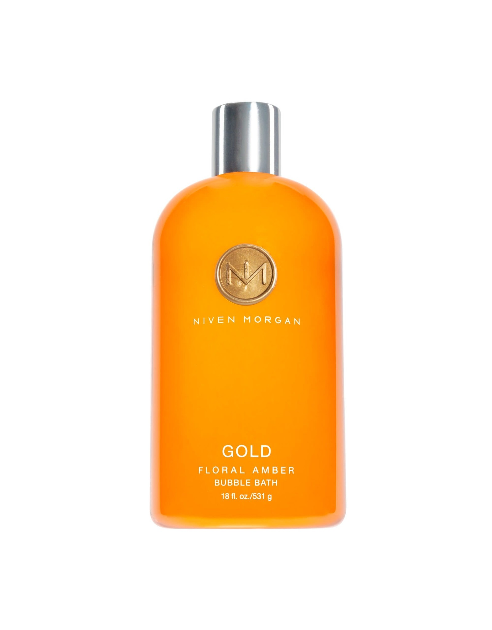 Niven Morgan Niven Morgan Gold Bubble Bath 18oz