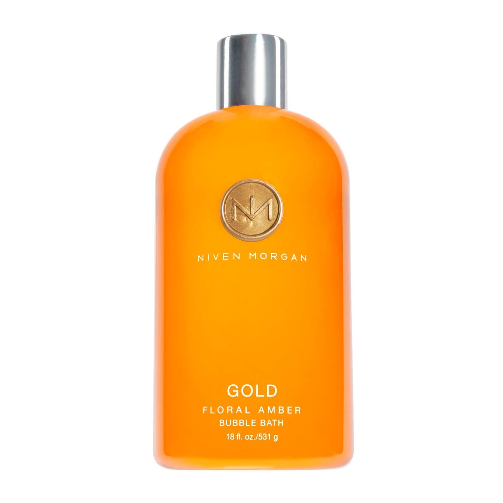 Niven Morgan Niven Morgan Gold Bubble Bath 18oz