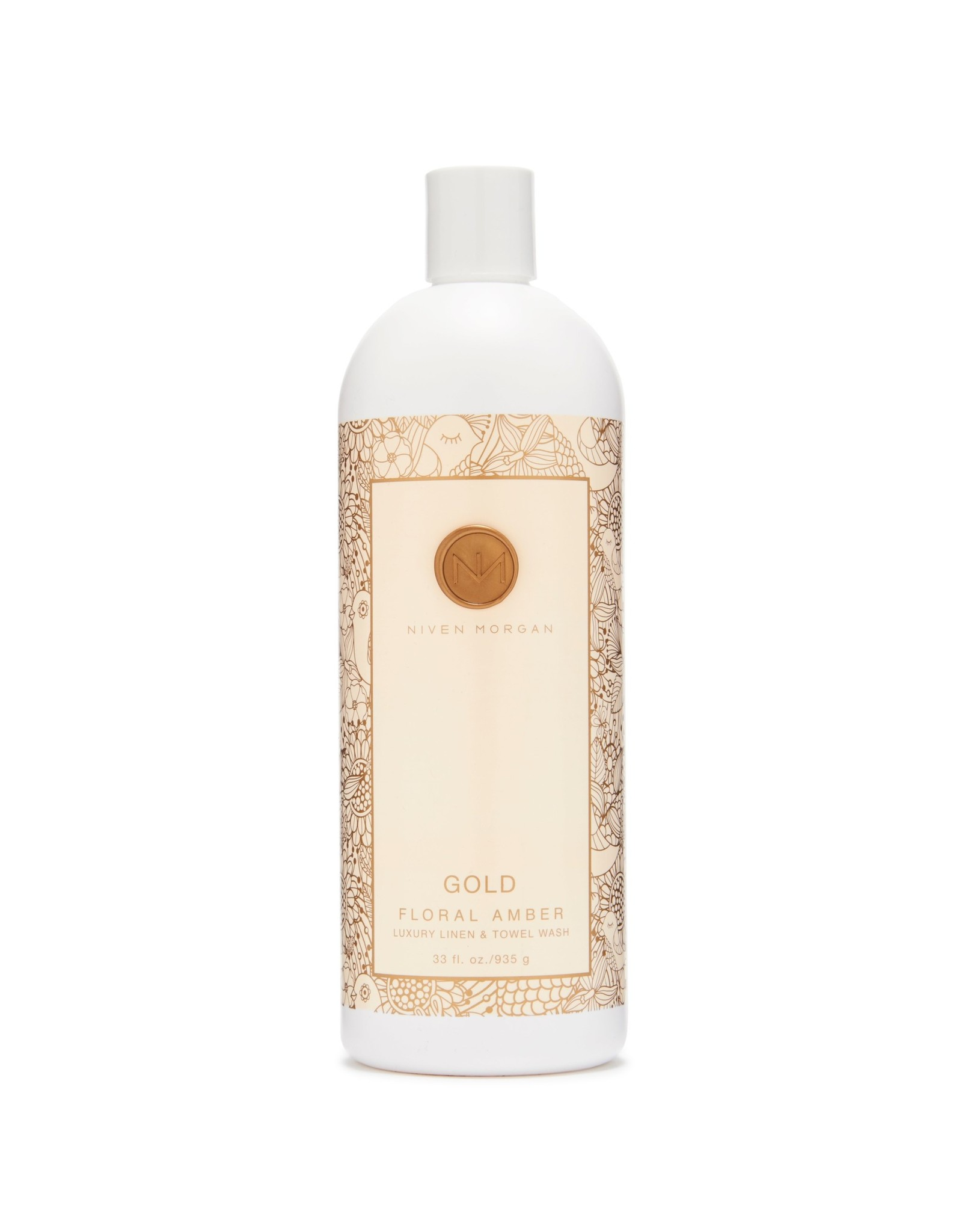 Niven Morgan Niven Morgan Gold Laundry Wash