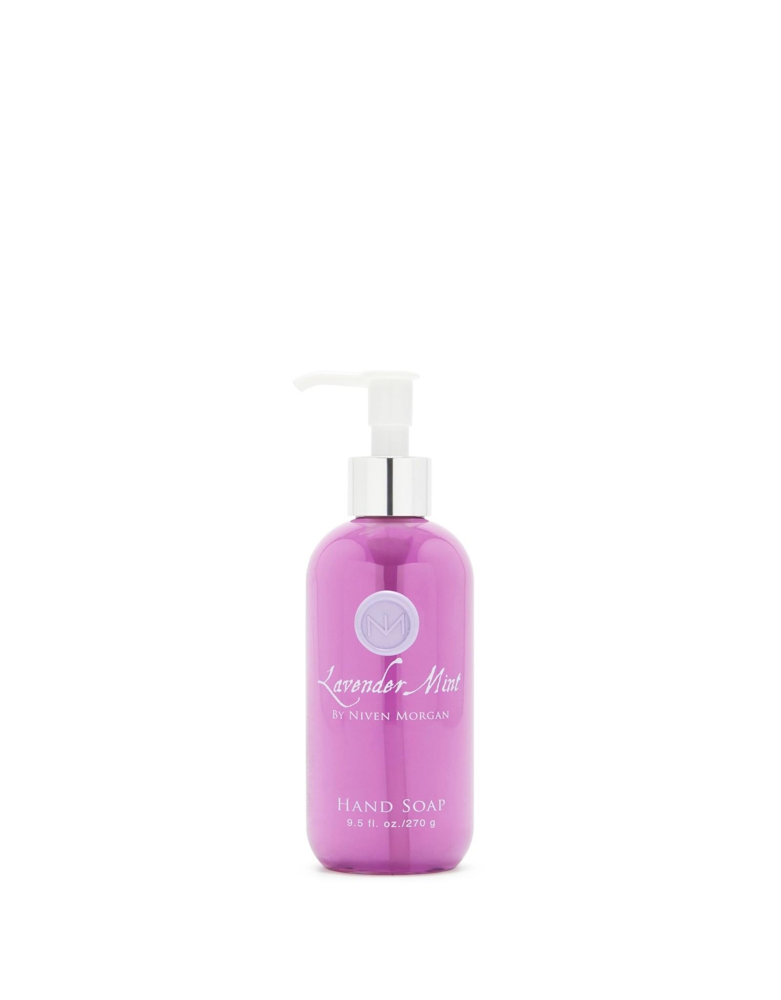 Niven Morgan Niven Morgan Lavender Mint Hand Wash 9.5oz