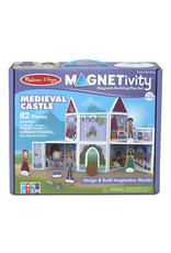 Melissa & Doug Magnetivity-Medieval Castle