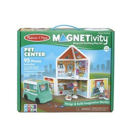 Melissa & Doug Magnetivity-Pet Center