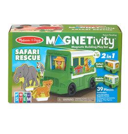 Melissa & Doug Magnetivity-Safari Rescue