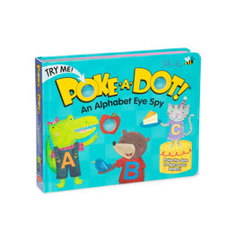Melissa & Doug Poke-A-Dot: Alpha Eye Spy