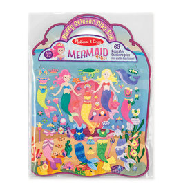 Melissa & Doug Puffy Sticker Mermaid