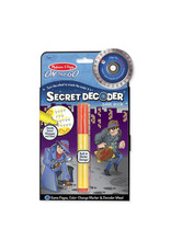 Melissa & Doug Secret Decoder Bk