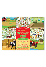 Melissa & Doug Sticker Pad Farm