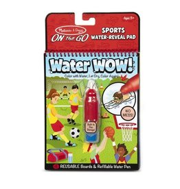 Melissa & Doug Water Wow Sports Water Reveal