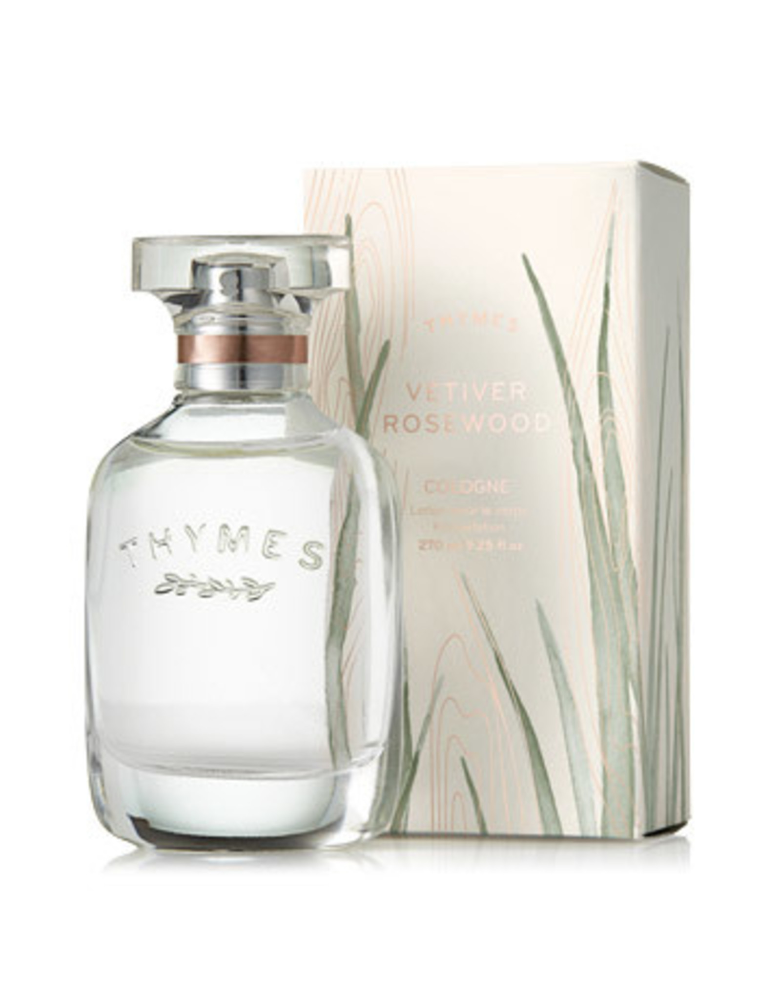 Thymes Vetiver Rosewood Cologne