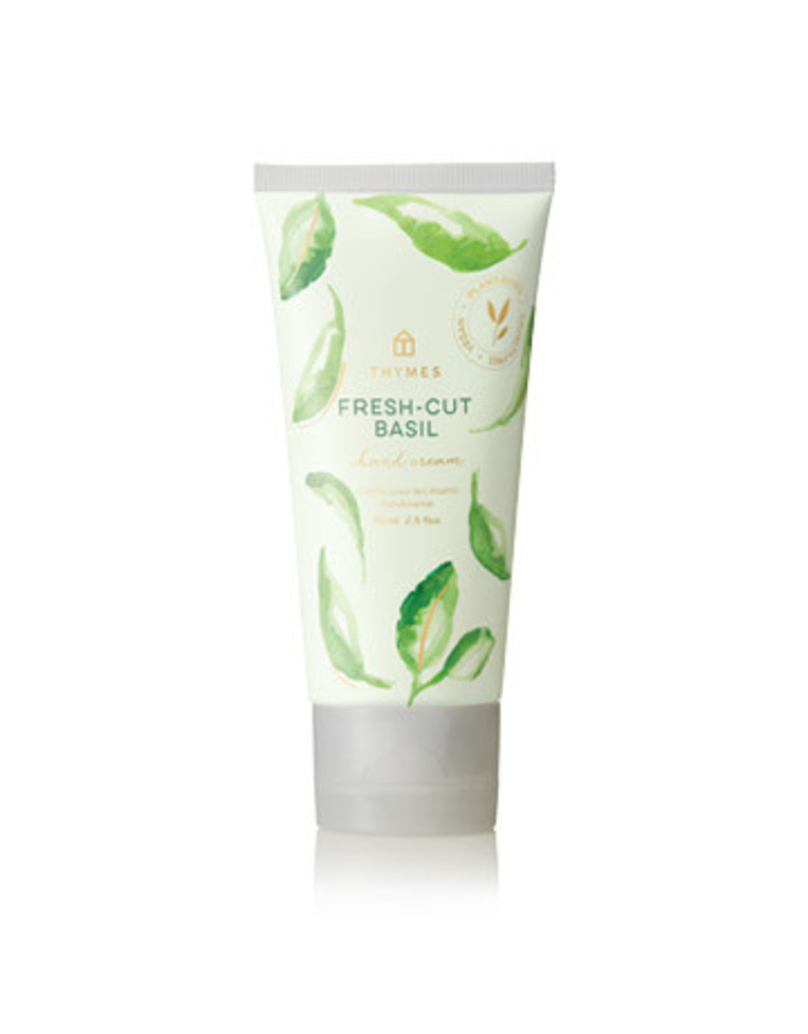 Thymes Fresh Cut Basil Hand Cream 2.5oz