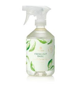 Thymes Fresh Cut Basil Countertop Spray 16.5oz